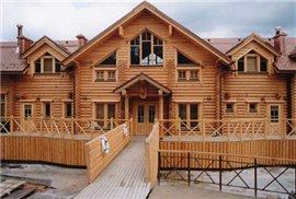 Деревянные дома технология