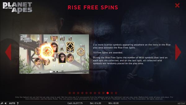 Игровой автомат Planet of the Apes - играть в казино Вулкан 24 онлайн