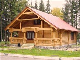 Как защитить деревянный дом от гниения и появления грибка