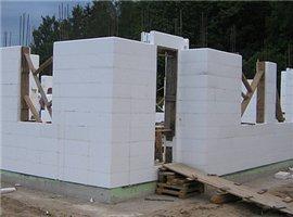 Краткий обзор строительных материалов для возведения стен