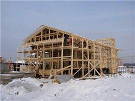 Почему строительство зимой выгоднее