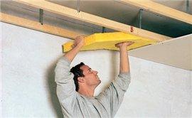 Подшивные потолки. Подготовка основания