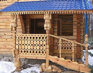Строительство бани или дома и выбор материала.